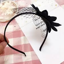s headbands korea flowers made retro hair accessories hair bows