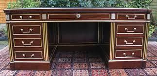 Writers Desks Sold Antique Desks Partners Desks Pedestal Desks