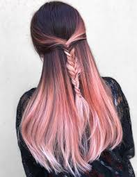 rose gold hair color 20 rose gold hair color ideas tips how to dye gold hair colors