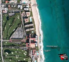 Map Of Miami Beach Hotels by Breakers Reef Breakers Hotel Reef Snorkeling Site