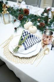 martha stewart thanksgiving decorations thanksgiving table three ways to style it fashionable hostess