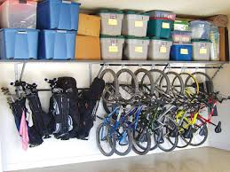 how to upcycle an old pallet into garage storage hgtv