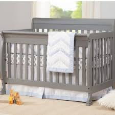 Gray Convertible Crib Gray Baby Cribs You Ll Wayfair