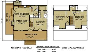 Lake Cottage Floor Plans Awesome Small Lake House Floor Plans 13 Pictures House Plans 72715
