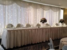 wedding backdrop fairy lights congratulations to brodie backdrops wedding reception