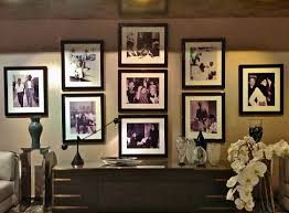 decorating an antique resser how to decorate with pictures