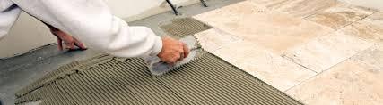 Installing Travertine Tile Tile Installation Calgary Professional Tile Installers