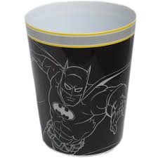 batman logo bath waste basket walmart com