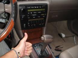lexus rx300 radio removal r r oem a c control radio cupholder clublexus lexus forum