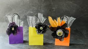 Halloween Gift Wrap - halloween eyeball gift wrap and favor packaging tutorial youtube