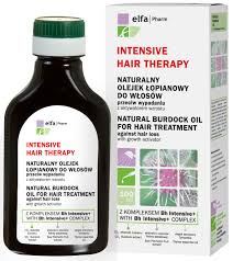 Natural Hair Growth Treatments Natural Burdock Oil For Hair With Bh Intensive Complex Against