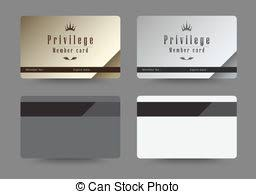 eps vector of gold member vip card composed from glitters