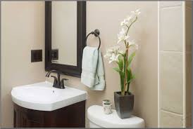 half bathroom decorating ideas pictures pleasure and homey half bathroom decor the wooden houses