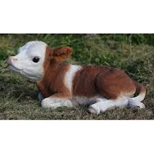 cow lawn statue wayfair