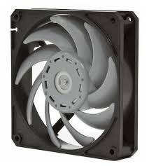 high cfm case fan gentletyphoon 120mm silent fan series d1225c12b 1450 1850 and