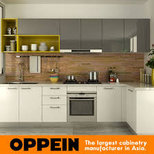 high gloss acrylic kitchen cabinets china oppein high gloss acrylic l shaped corner kitchen cabinet