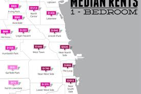 the priciest and cheapest neighborhoods to rent in chicago time for a reality check here are the cheapest and most expensive neighborhood areas to rent one and two bedroom apartments in chicago