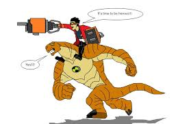 ben 10 generator rex anny peace deviantart