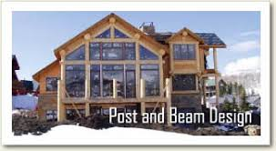 Post And Beam Log Homes Cottage House  Log Home Kits Canadas - Post beam home designs