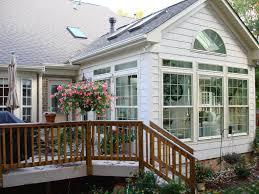 cost of sunroom greensboro winston salem sunroom 3 season room or 4 season room