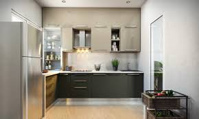 buy beatrix compact l shape kitchen online in india livspace com