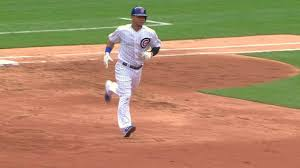 cubs beat reds in opener at wrigley field mlb com