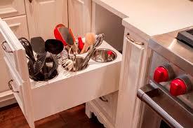 Kitchen Cabinet Drawer Organization Redtinku - Kitchen cabinet drawer