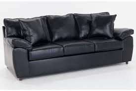 sofa outlet tristan black sofa outlet one deals bob s discount