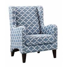Blue Accent Chair Blue Accent Chair