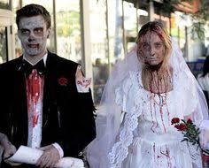 Zombie Bride Groom Halloween Costumes Zombie Costumes Halloween Zombie Bride Grooms