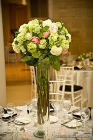 Long Vase Centerpieces by 9 Best Wedding Ideas Images On Pinterest Tall Vase Centerpieces