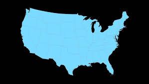 ohio on us map ohio animated map starts with light blue usa national map