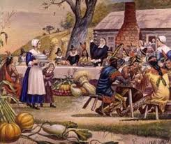 the real thanksgiving celebration plus a squash side