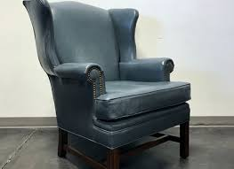 Blue Leather Chair Greysrgreyt Org Upload 2017 11 29 Sold Out Leather