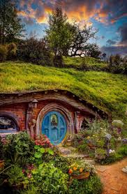 52 best 03 02 hobbiton new zealand images on pinterest new a play house was it for the movie hobbit houses