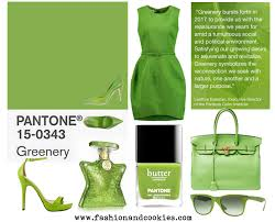 pantone colors of the year 2017 pantone color of the year 2017 wearing greenery fashion and