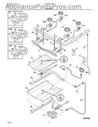 Frigidaire Oven Pilot Light Frigidaire 316091706 Gas Pressure Regulator Appliancepartspros Com