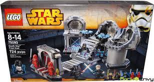 2015 lego star wars 75093 death star final duel misb new sealed