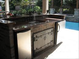 stainless steel cabinets for outdoor kitchens kitchen l shaped outdoor kitchen waterproof cabinets exterior