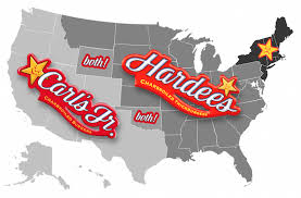 Mcdonalds In America Map by What U0027s The Difference Between Hardee U0027s And Carl U0027s Jr Mental Floss