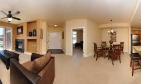 Open Floor Plan Condo by Sidehill Condominiums Fort Collins Colorado Bellisimo Inc