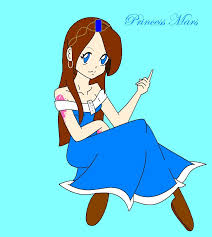 super mario bros fan characters images oc princess mars hd