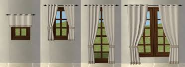 mod the sims torrox spanish southwestern deco plants and curtains