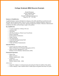 Resume Samples College Graduate by College Resume Examples Art Resumes