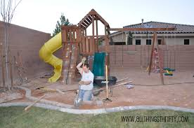backyard landscaping ideas swing sets backyard and yard design