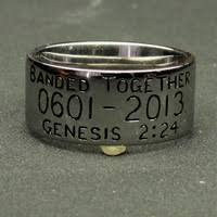 duck band wedding ring engraverdave