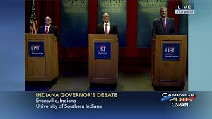 Indiana Power Of Attorney by Indiana Governor U0027s Debate Oct 25 2016 Video C Span Org