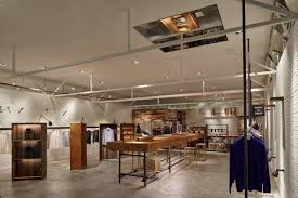 clothing store interior design room design ideas modern in