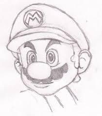 mario sketch supermario228 deviantart