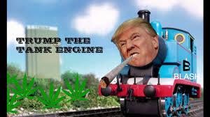 thomas tank engine ft donald trump remix 好嘢